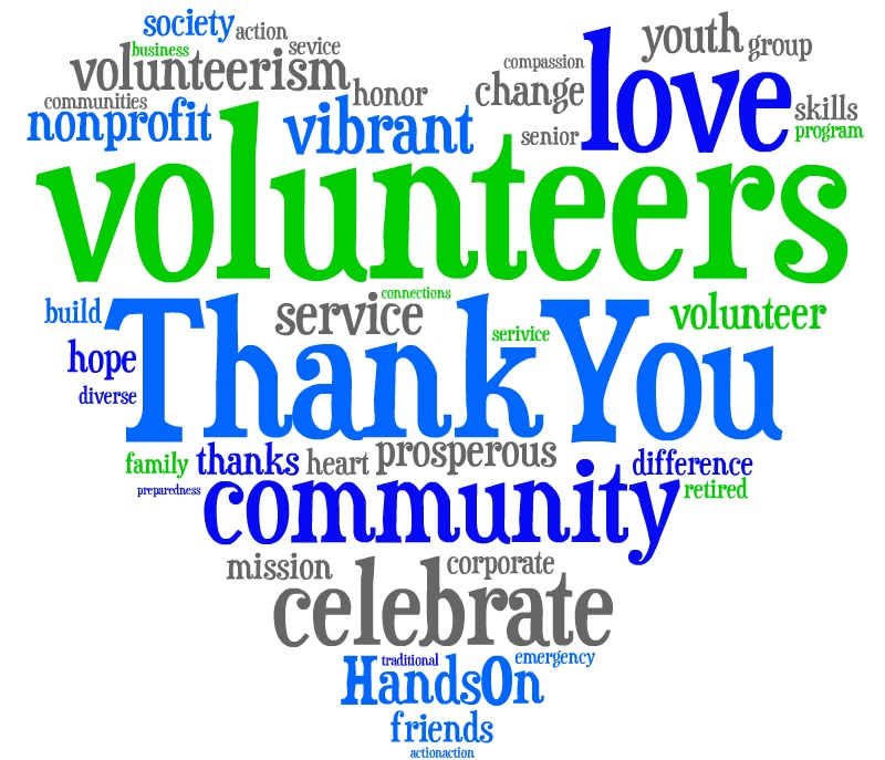 Happy National Volunteer Week Handson Suburban Chicago Blog